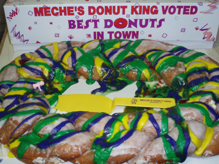 Meche S King Cake Click Here To Order