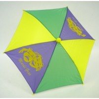 Mini Mardi Gras Second Line Umbrella, 9